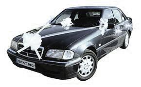 Le Kit Déco de Voiture  Décoration voiture de Mariage  Mariage.